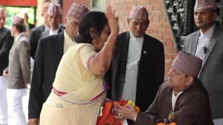 Ex-King Gyanendra celebrates 70th birthday anniverary