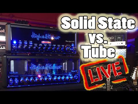solid state vs tube amps h k black spirit 200 vs deluxe 40 youtube. Black Bedroom Furniture Sets. Home Design Ideas