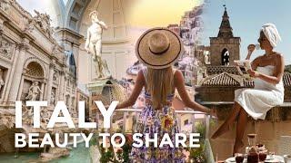 Italy, beauty to share