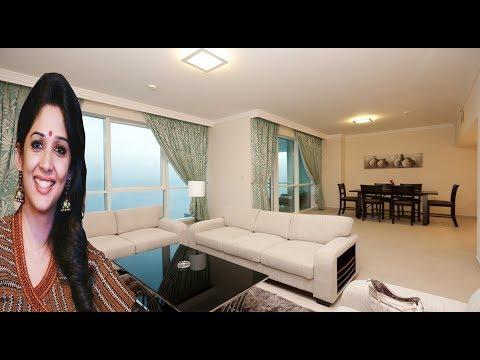 Nyla Usha Luxury Life   Net Worth   Salary...
