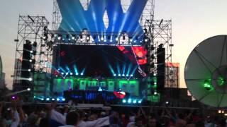 Kazantip ZXX 2012 закрытие, DJ Фонарь