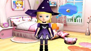 Play Fun Ava 3D Sweet Baby Doll Baby Care - Fun Dress Up Feeding, Dance Games For Girls