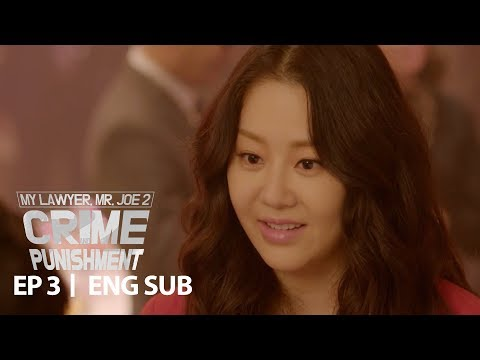 Ko Hyun Jung Must be Late Because She is Making Herself So Prettyf [Crime and Punishment Ep 2]