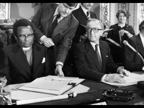 The Lancaster House Agreement 40 Years On History Of Government