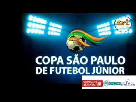 Copa São Paulo de Futebol Junior| Copinha 2020(Narração ao vivo 14/01)