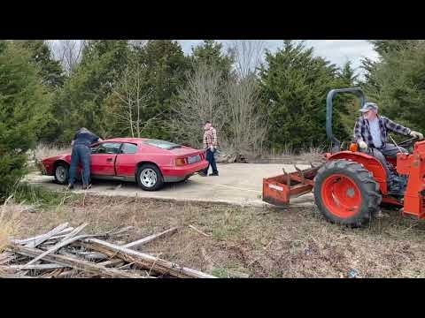 1988 Lotus Esprit Rescue (the prequel)