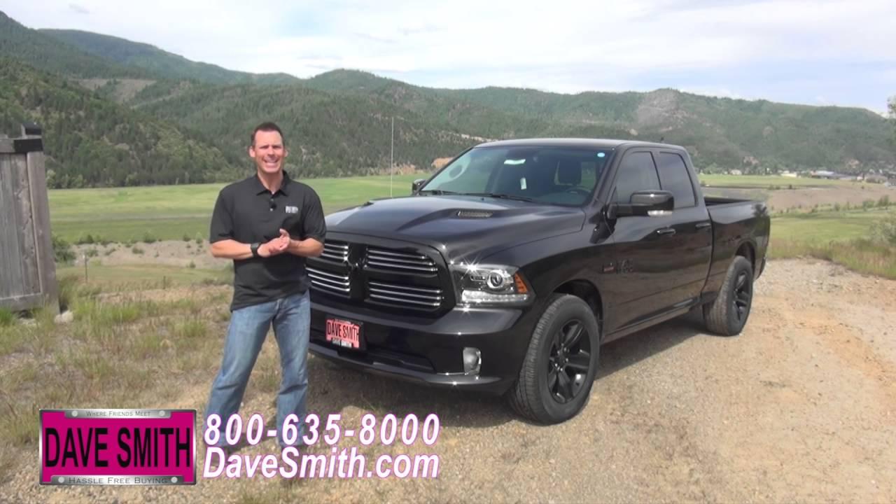Quick review 2016 ram 1500 sport quad cab 4x4 at dave for Dave smith motors reviews