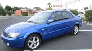 Sold Mazda Protege Es