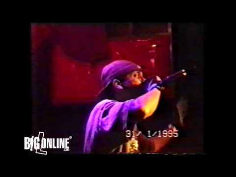 Big L - MVP (Summer Smooth Remix) [Alternate Third Verse] (Live at The Subterranea in London)
