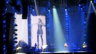 Carrie Underwood - Undo It - Hamilton 23Mar2010