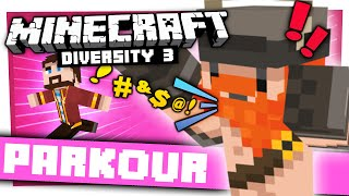 This Is Too Stressful  Minecraft Diversity 3  Part 2