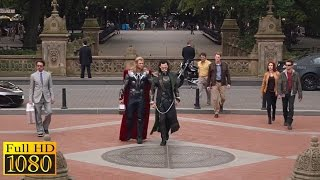 The Avengers (2012) - Ending Scene (1080p) FULL HD