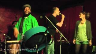 Joseph Blue Grant a.k.a. Still Cool + Tonto Addi + Saralène - 6/8 - Praise Jah - 10.07.2015