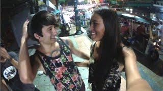 JULIEN BAM & Co in BANGKOK getroffen? :D   Shanti Tan