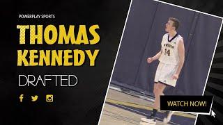 Hamilton drafts Thomas Kennedy