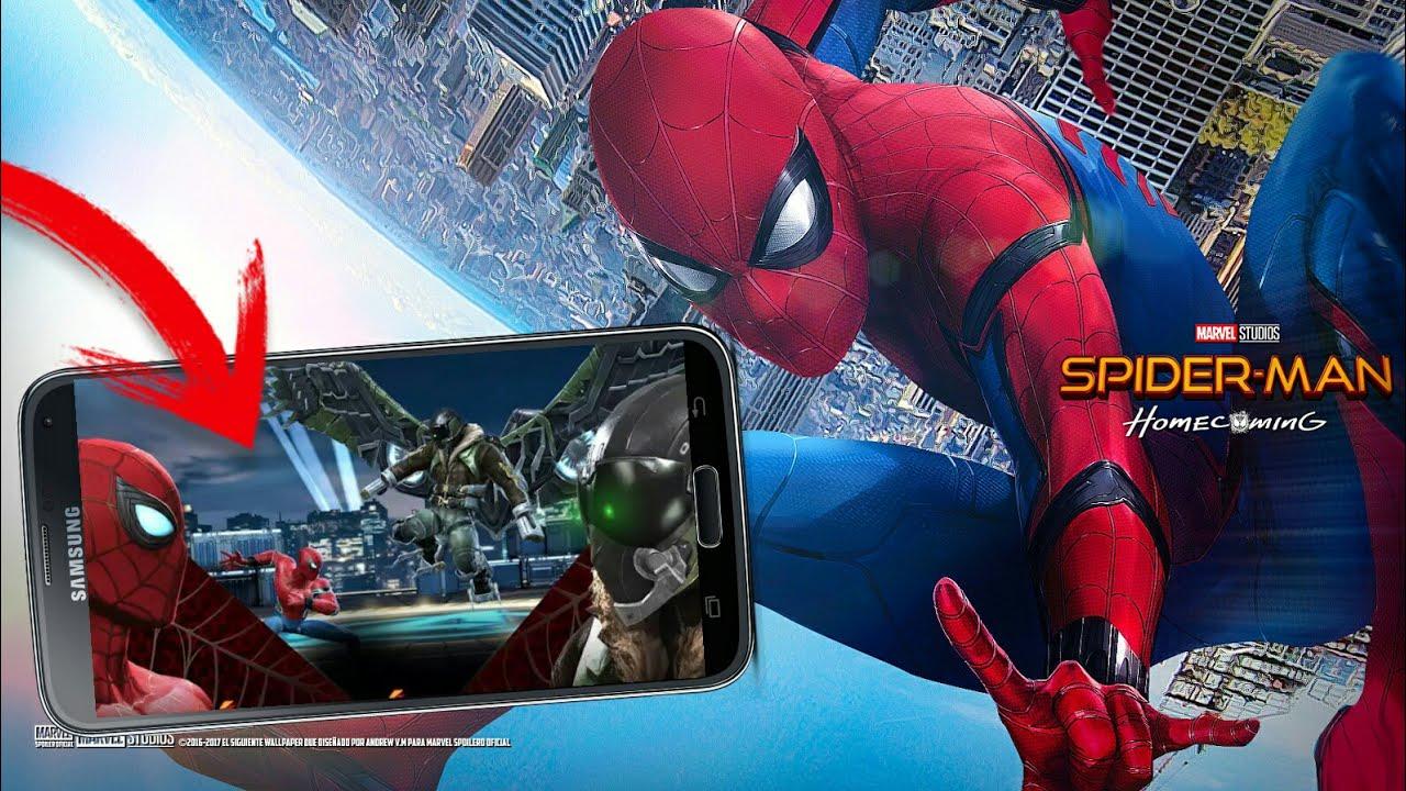 NUEVA Actualización de SpiderMan Homecoming y los Mejores ...