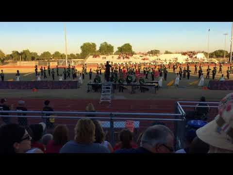 Peoria High School Panther Pride Marching Band 10/28/2017