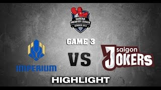 highlight gpl2016 saj vs ipt tran 3
