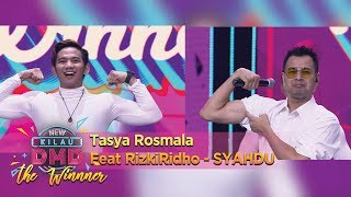 Adu Push Up!  Raffi Ahmad Vs Rizky Ridho  Siapa Yg Kuat - New Kilau DMD (6/12)