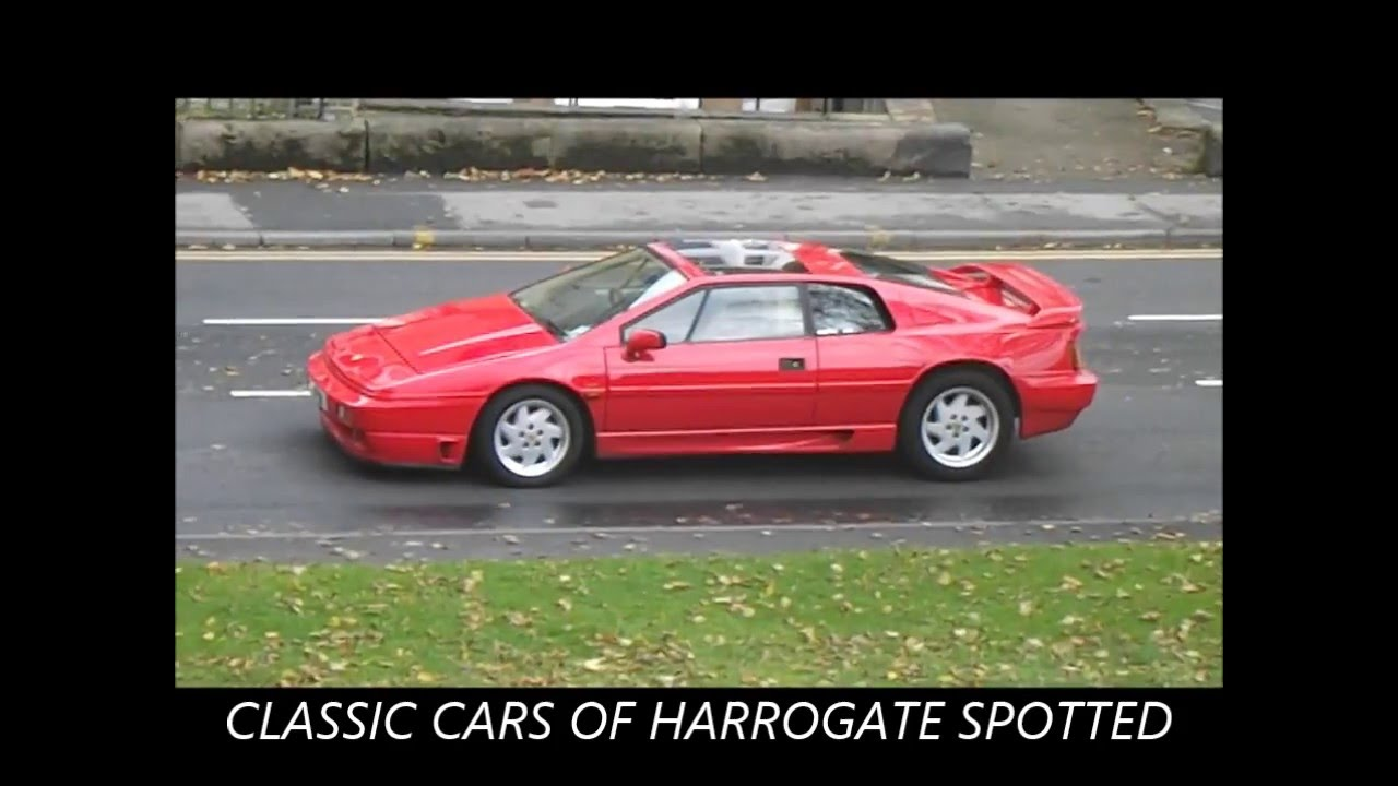 CLASSIC CARS OF HARROGATE SPOTTED INTRO YouTube - Sports cars harrogate