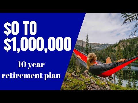 Middle Class Couple 10 Year Retirement Plan | Financial Independence Journey | MillennialonFIRE