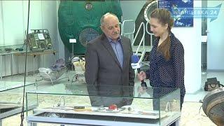 """В гостях на """"кухне"""" у космонавта Юрия Усачева"""