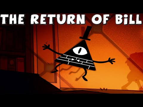 Gravity Falls: The Return of Bill Cipher - Secrets and Discussion