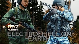 ELECTRO: HELL ON EARTH - DayZ Diaries [HD+] DayZ Standalone German Gameplay | Bronzebeard