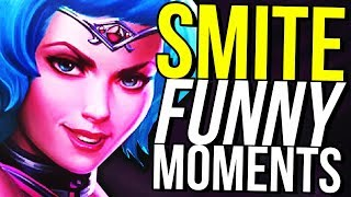 REMOVE DISCORDIA HIREZ... - SMITE FUNNY MOMENTS