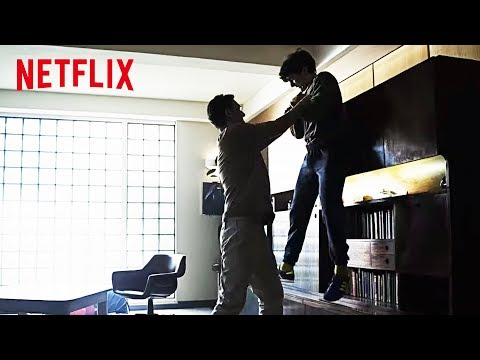 Therapist Fight Scene | Black Mirror: Bandersnatch | Netflix
