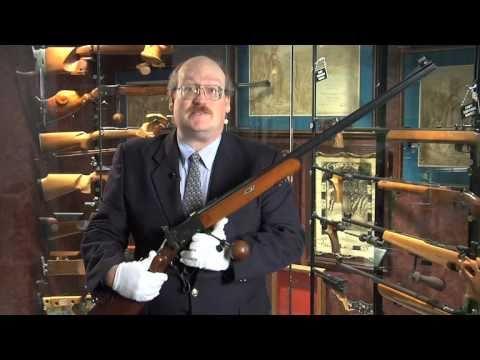 NFM Treasure Gun - Morris Fisher's Olympic Gold Medal Free Rifle
