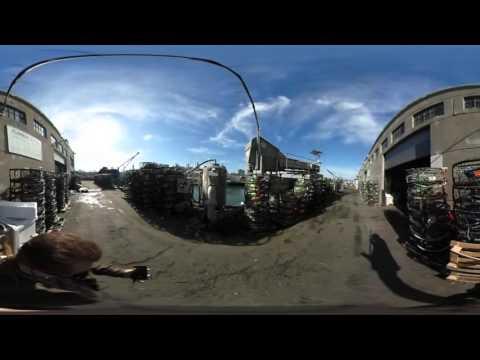 Fisherman's Wharf 360 Video