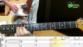 [철없던 사랑] 홍수철 - 기타(연주, 악보, 기타 커버, Guitar Cover, 음악 듣기) : 빈사마 기타 나라