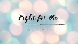 Fight For Me From Heathers -- Chloe Evans