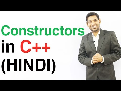Constructors  in C++ (HINDI/URDU)