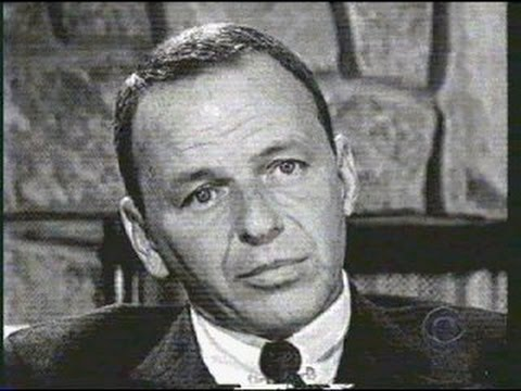 Sinatra - The Passing of a Legend - Part 46 of 51 - 48 Hours (The Sinatra '65 Interview)