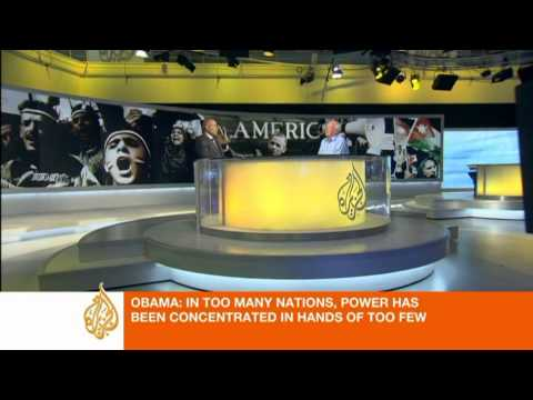 Interview: Robert Fisk on Obama speech