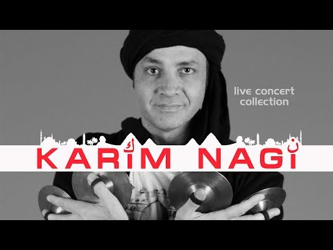 Alive & Diverse by Karim Nagi ( live concert collection ) Arab Future Folklore