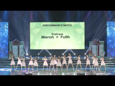 JKT48 3rd Anniversary Concert Team Battle JKT48 Trainees/Team Merah - Gingham Check
