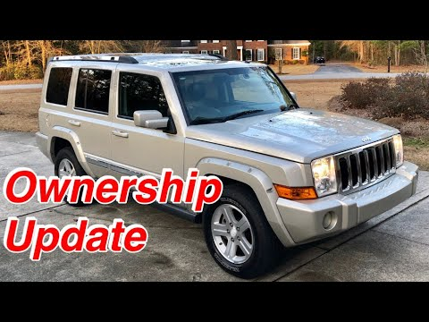 100k Miles Ownership Update 2009 Jeep Commander Limited 4 7l 4x2