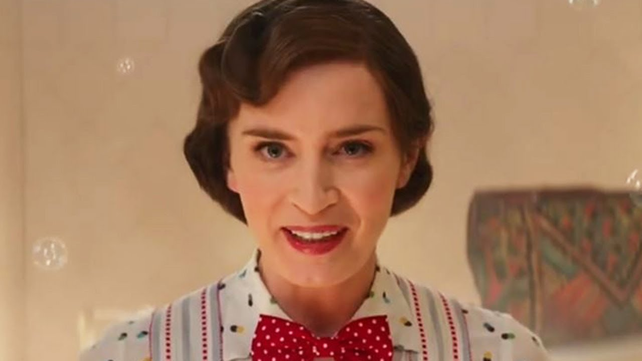 Disney Debuts FULL 'Mary Poppins Returns' Trailer & It's PURE Magic