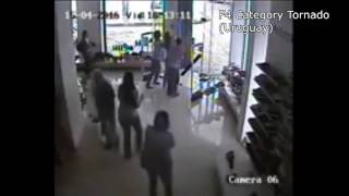 TOP 5 Disasters   Freak Accidents Caught on Camera