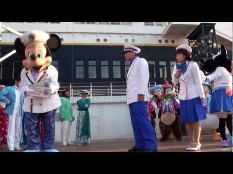 [HD] Tokyo DisneySea -  Over The Wave 2010