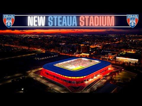 Noul Stadionul Steaua   New Steaua Stadium [2021]