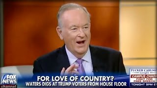 O'REILLY JUST GOT THE WORST NEWS OF HIS CAREER! THIS COULD BE THE END AFTER TRASHING MAXINE WATERS!