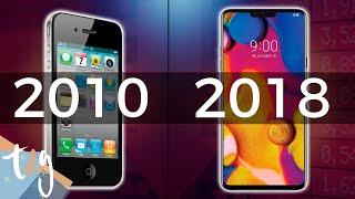 El PEOR Smartphone de cada AÑO (2010-2018)