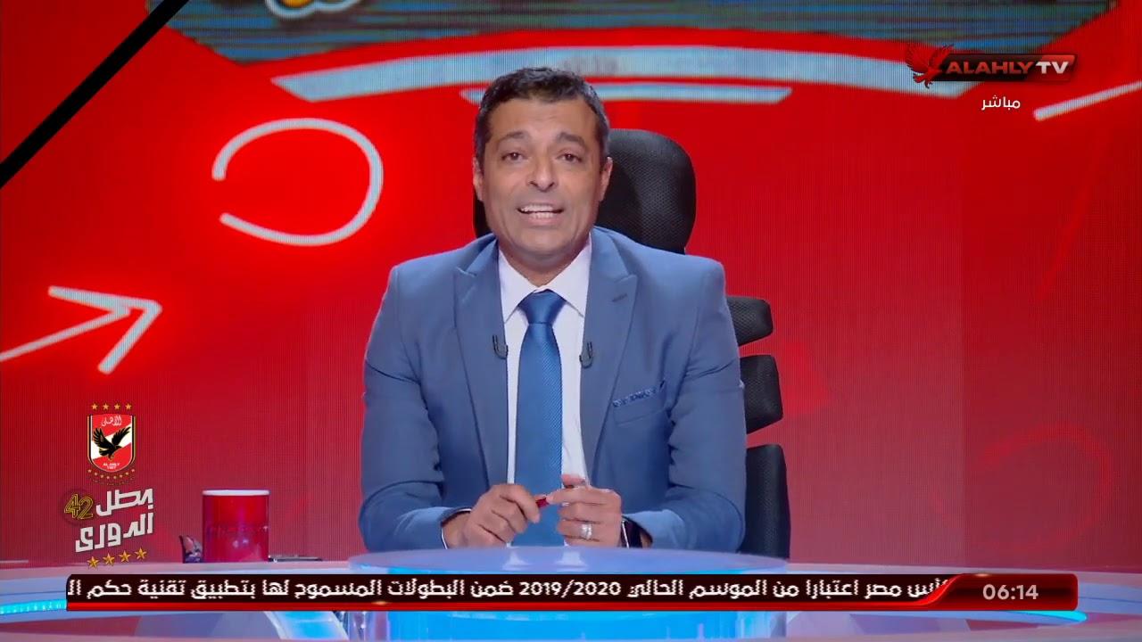 كريم أحمد يكشف ما دار في المحاضرة الأخيرة لـ