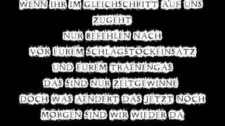 ZSK - Keine Angst lyrics