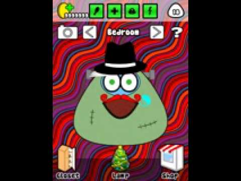 pou geld cheat