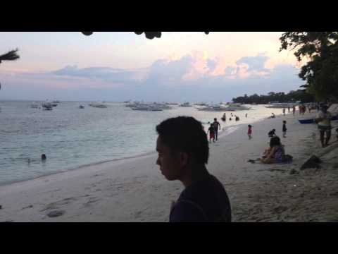 #alona beach white sand.panglao bohol